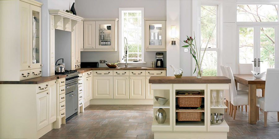 Devonports Kitchens U0026 Bathrooms, In Cambridgeshire U0026 Lincolnshire, New  England Bone   Devonports Kitchens U0026 Bathrooms